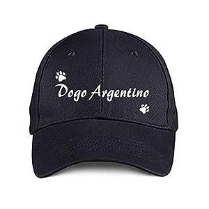 DOGO Argentino Dog Cat Puppy Hat Baseball Cap Headwear Adjustable 8