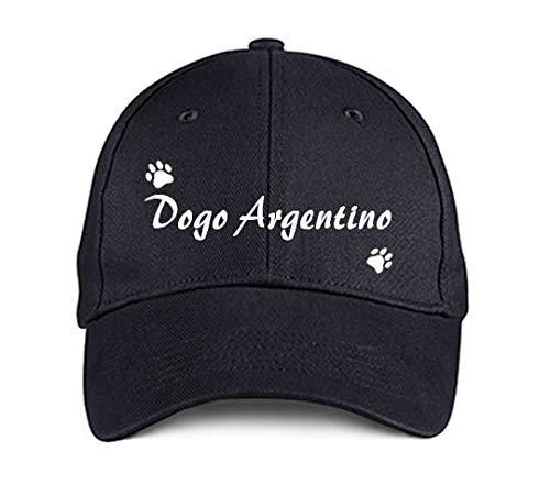 DOGO Argentino Dog Cat Puppy Hat Baseball Cap Headwear Adjustable 1