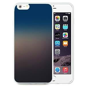 Dark Night Gradation Blur (2) Silicone TPU iPhone 6plus 5.5 Inch Protective Phone Case