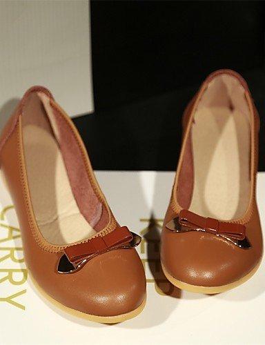 zapatos de PDX de cuero mujer tac q7ddz5