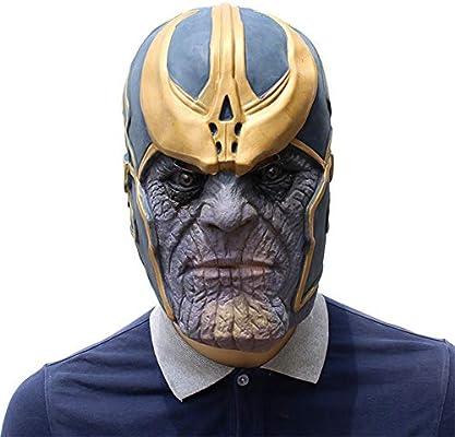FLy Máscara Thanos - Máscaras De Látex Realistas Película De ...