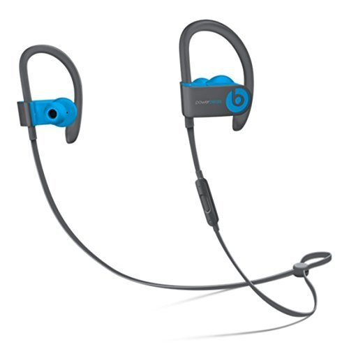 Powerbeats3 Wireless In-Ear Headphones - Flash Blue (Certified Refurbished) by Beats
