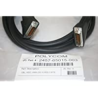 Polycom 9.84 ft Video Cable 2457-65015-003