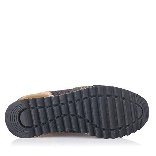 Gioseppo , Baskets pour femme Vert Khaki