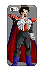 King Vegeta Case Compatible With Iphone 5/5s/ Hot Protection Case