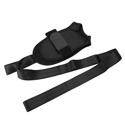 Delaman Yoga Stretching Belt – Stroke Hemiplegia Rehabilitation Strap Correction Braces Fitness Equipment 1PC