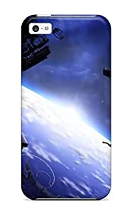ThqzUaB1094cbjgj Snap On Case Cover Skin For Iphone 5c(spaceship Crash )