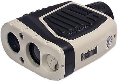 Bushnell 7x26 Elite 1 Mile FDE Horz, ARC VDT ESP VSI Waterproof Rangefinder, Box 6L from BUSHNELL