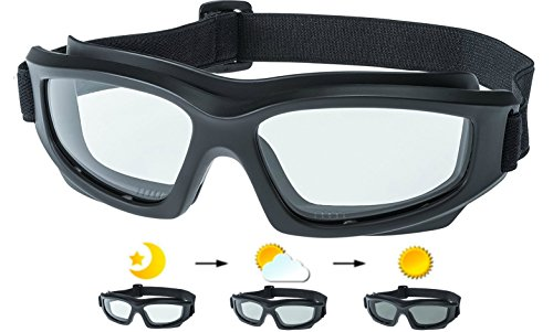 Motorcycle Riding Goggles: Heavy-Duty Riding Goggles