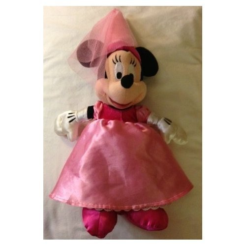 Princess Walt Disney (Princess Minnie Mouse Plush (Walt Disney World)