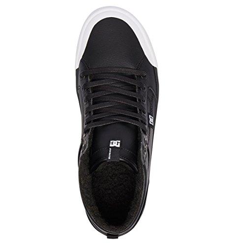 Sneakers Wnt White Hi Basses Black Shoes Dc Evan Femme 7qnfSOzw