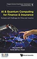 AI & Quantum Computing for Finance & Insurance Front Cover