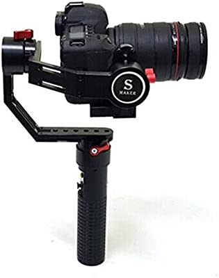 SteadyMaker SMG Ext 3-axle único Handheld Gimbal – Soporte para ...
