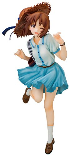 萩原雪歩 「アイドルマスター」 1/8 ABS&PVC製塗装済み完成品の商品画像