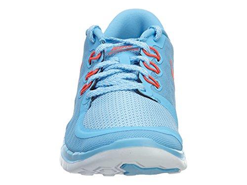 Nike Kinderen Gratis 5.0 (gs) Loopschoen Blauw / Crimson