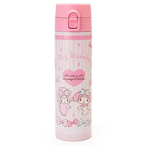 Price comparison product image [My Melody] Push bottle 500 ml warm insulated OK water bottle