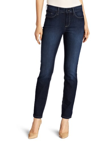 NYDJ Women's Petite Size Alina Legging Jeans, Hollywood Wash, 12P