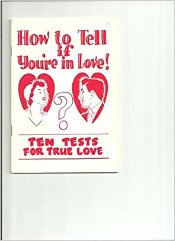 test to know if you re in love