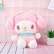 Balamii Animal Plush Toys 25cm Cartoon Series Plush Toy My Melody Pendant Doll Pudding Dog Pillow Toy Soft Stu
