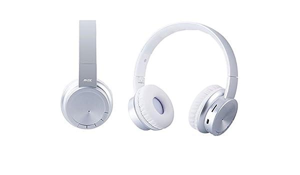 TecnoYsaT | AURICULARES BLUETOOTH OXYGEN CT715 MP3 MICROSD
