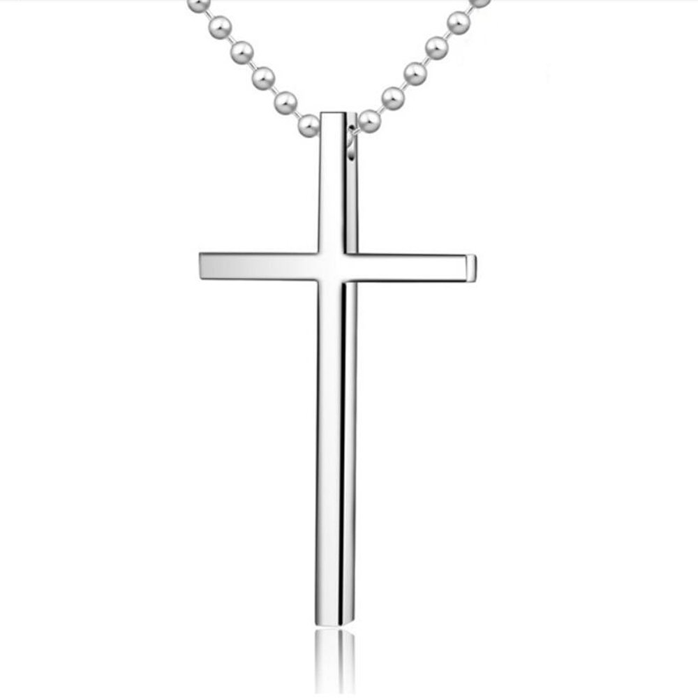 ZZoo Fast Furious Dominic Toretto's Cross Pendant Necklace Vin Diesel Cross With 60cm Three different styles of chain (Large)