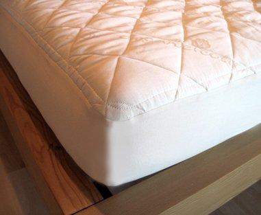 Suite Sleep Washable Wool Mattress Pad (King)