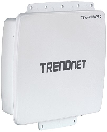 TRENDNET TEW-455APBO WIRELESS OUTDOOR ACCESS POINT DRIVER WINDOWS XP