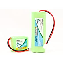 BP12RT, BP20R Transmitter and Receiver Battery for Dogtra 300M, YS500, 302M, 280 NCP Dog Training Collars