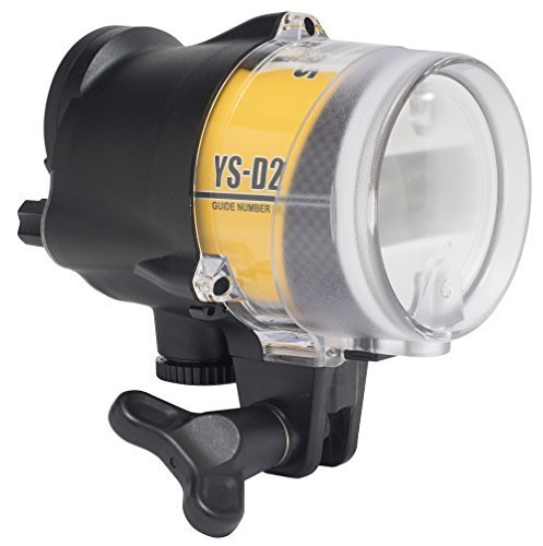 Camera Strobes Underwater - 1