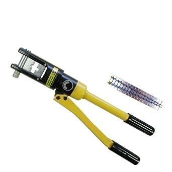Merry Tools HK Manual hidráulico cable eléctrico Terminal de alambre que prensa la herramienta Set 300mm 416374: Amazon.es: Industria, empresas y ciencia