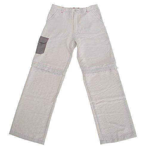 - Regatta Great Outdoors Childrens/Boys Sorcer Zip-Off Pants (11-12 Years) (Platinum)