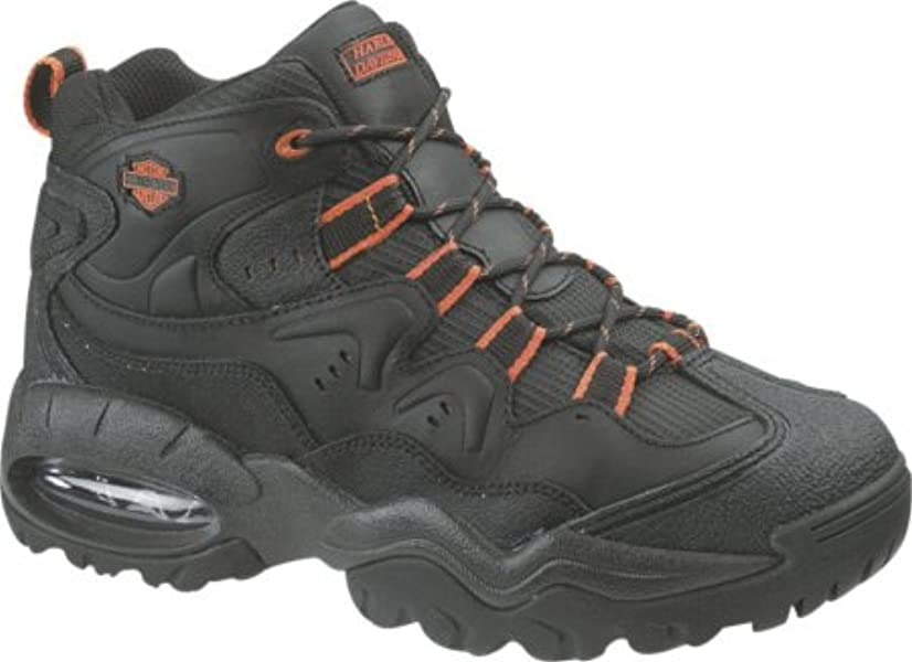 3fa9299163e8be Harley-Davidson Men s Crossroads II Steel Toe Hiking Boot