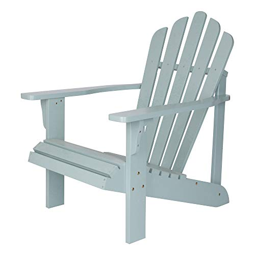 Shine Company 4611DB Westport Adirondack Chair, Dutch Blue