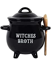 Spirit of Equinox Heksen bouillon ketel soep kom