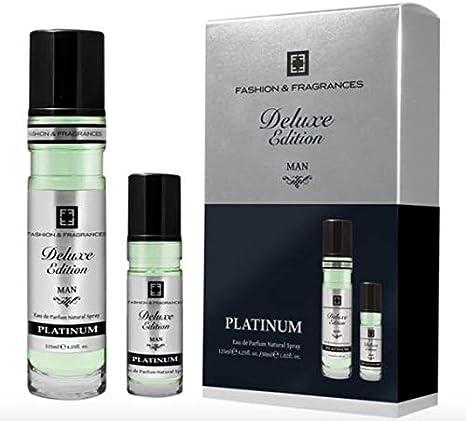 Fashion & Fragance Deluxe, Agua de colonia para hombres - 2 de 1 set (Total: 2 unidades): Amazon.es: Belleza