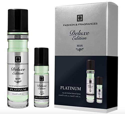 Fashion & Fragance Deluxe, Agua de colonia para hombres - 2 ...