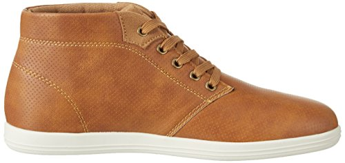 British Mid Copal Knights Marron Hohe Cognac Homme Sneakers awraE
