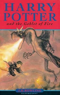 [(Harry Potter and the Goblet of Fire )] [Author: J. K. Rowling]...