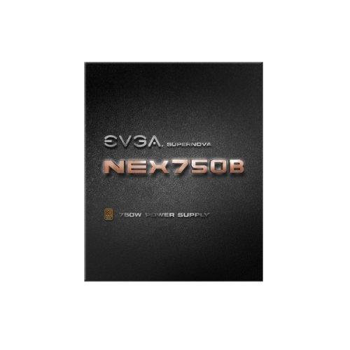 EVGA SuperNOVA 750B1 750W ATX12V Power Supply 110-B1-0750-VR Size: 750 Watt B1 PC, Personal Computer