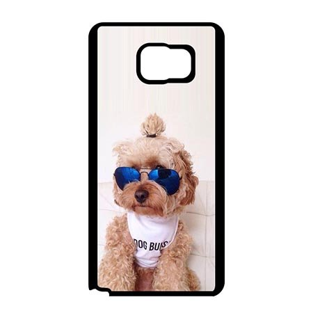 Inspirational Doggy With Sunglass Customize Elegant Samsung Galaxy Note 8 Thin Protective - Customize Sunglasses
