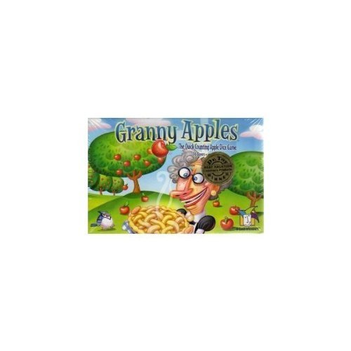 (Granny Apples (A Quick Counting Apple Dice Game))