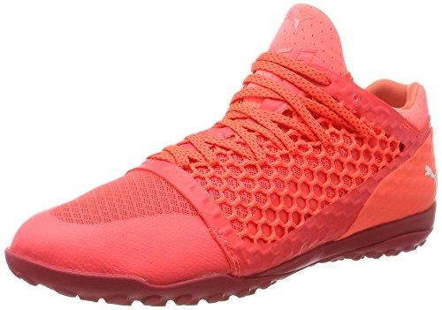 Puma Rouge 365 Chaussures Coral Homme St Netfit Football toreador fiery De White rrpwq6dx