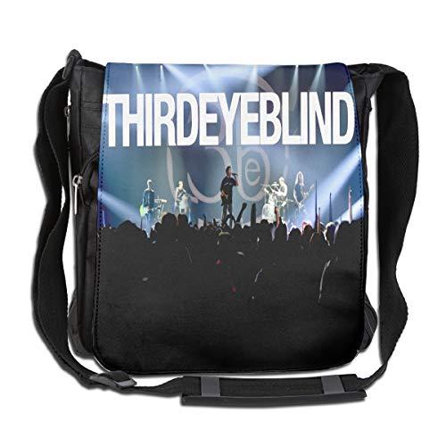 Third Eye Blind Large Capacity Messenger Bag Shoulder Bag Simple Fashion Personality