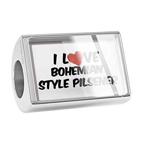 Style Beer Bohemian - NEONBLOND Charm I Love Bohemian Style Pilsener Beer Bead