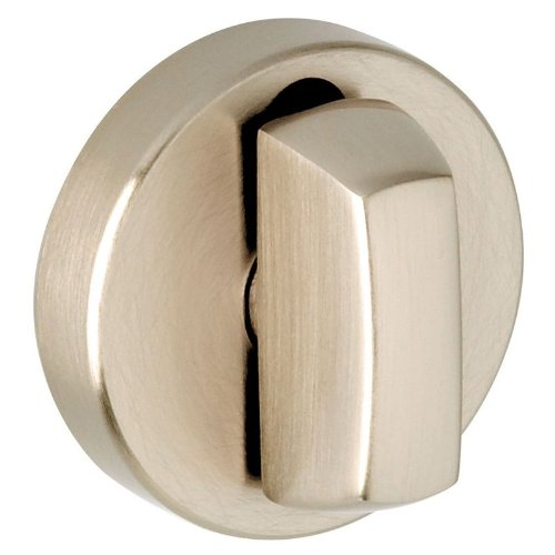 Baldwin 6760 Modern Round Turn Piece for Baldwin Estate Collection, Satin ()