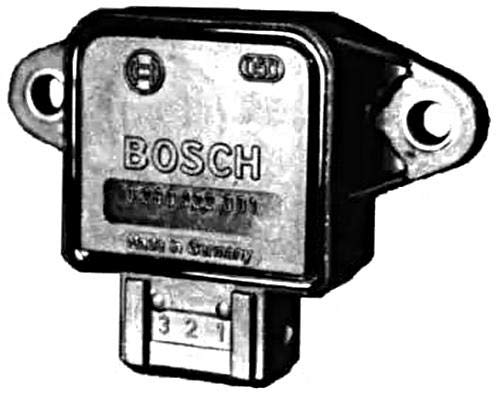 Meat & Doria Throttle Position Sensor 83043:
