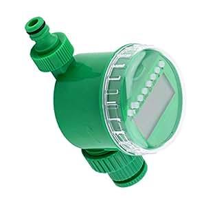 vinmax LCD impermeable agua temporizador jardín riego sistema de riego controlador digital Inteligencia