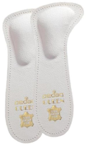 Pedag 124 Queen Insole For Severe Flat Metatarsal Arch, Narrow and Thin, Women's 9/10, Men's size 6/7