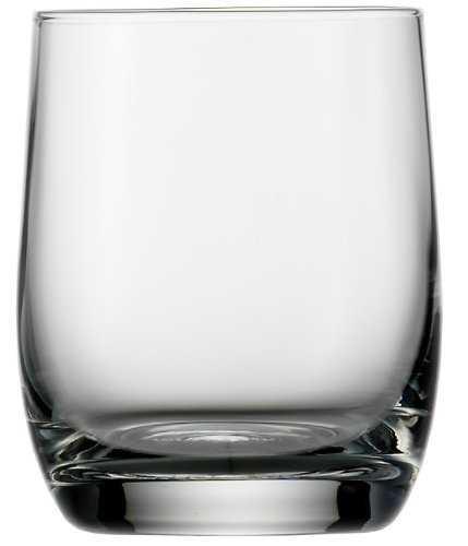 Stolzle Weinland Small 6 Ounce Rocks Glass, Set of 6