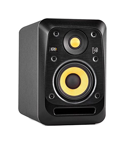 Gibson Pro Audio V4S4-NA KRK Studio Monitor, Medium by Gibson Pro Audio